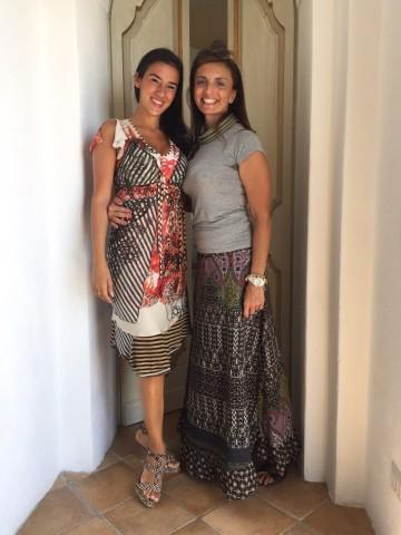 Daiana Guspero e Angela Borrelli